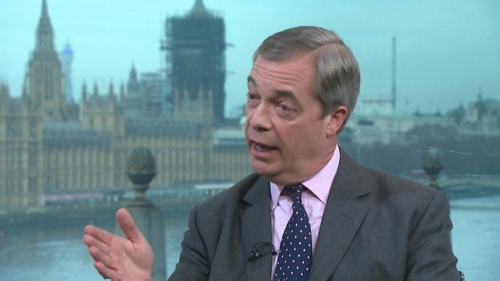 General election 2019: Nigel Farage hits out at ex-Brexit Party MEPs over Tory support