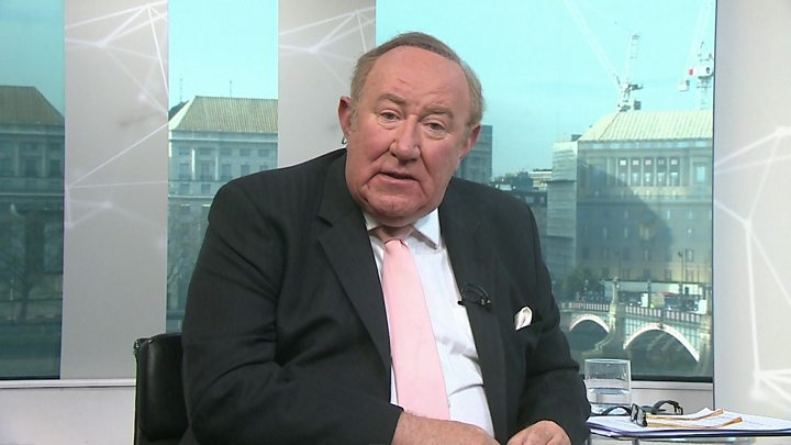 BBC's Andrew Neil publicly challenges Boris Johnson to sit down for interview