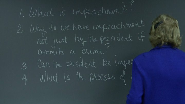 Democrats expected to unveil two articles of impeachment