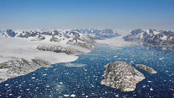 From Bad to Worse for Greenland's Ice Sheet
