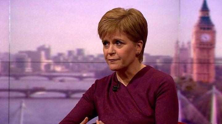 Sturgeon: Labour won't turn their backs on SNP