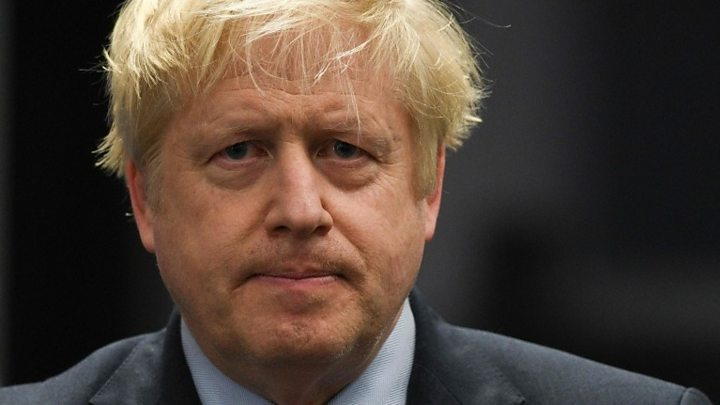 READ; Mnangagwa's Congratulatory Letter To UK Prime Minister Boris Johnson