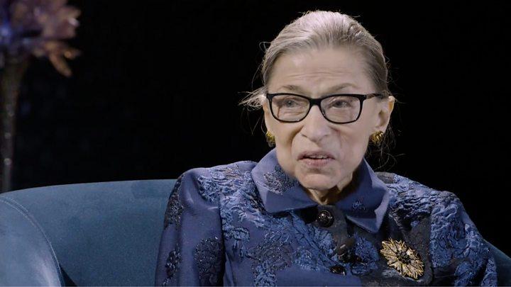 Ruth Bader Ginsburg: US Supreme Court judge dies of cancer, aged 87 4