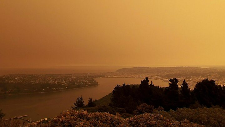Dense Smoke from Australia Fire Reaches Stratosphere Heads to Pacific Northwest