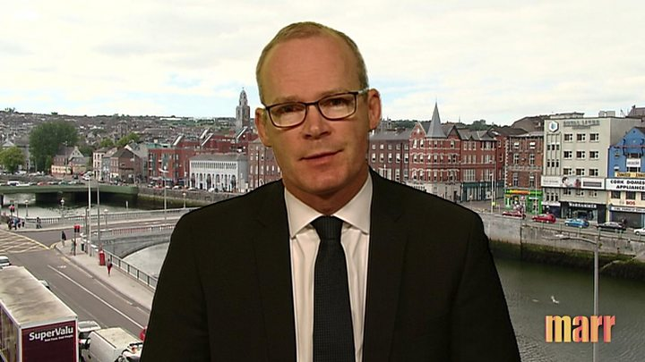 Brexit: EU 'is perhaps no longer rushed' on trade deal, says Simon Coveney thumbnail
