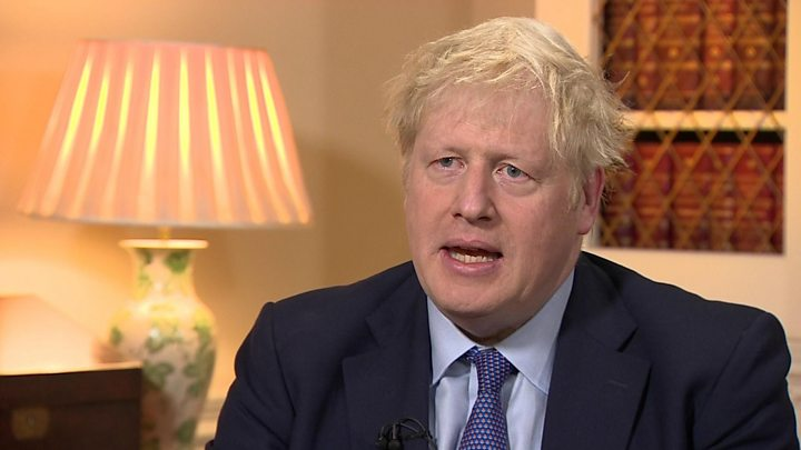 Boris Johnson: Change Iran nuclear belief with 'Trump deal', says PM thumbnail