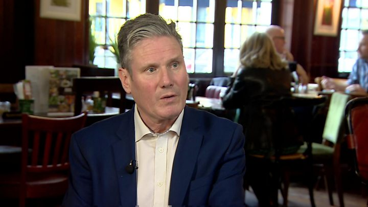 Labour management: Establish now not expedient blame 2019 campaign, Starmer warns thumbnail