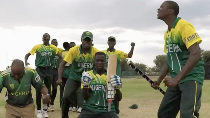 How Nigeria's cricket team 'shocked the world'