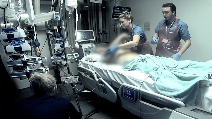 Cardiff hospital trials cooling patients after cardiac arrest