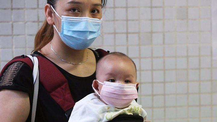 فيروس كورونا: السلطات الكويتية والإماراتية تفرض إجراءات لفحص القادمين من الصين لمنع انتشار المرض