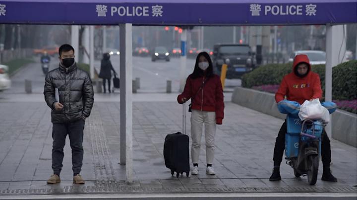 Sydney coronavirus scare as China heads into shutdown