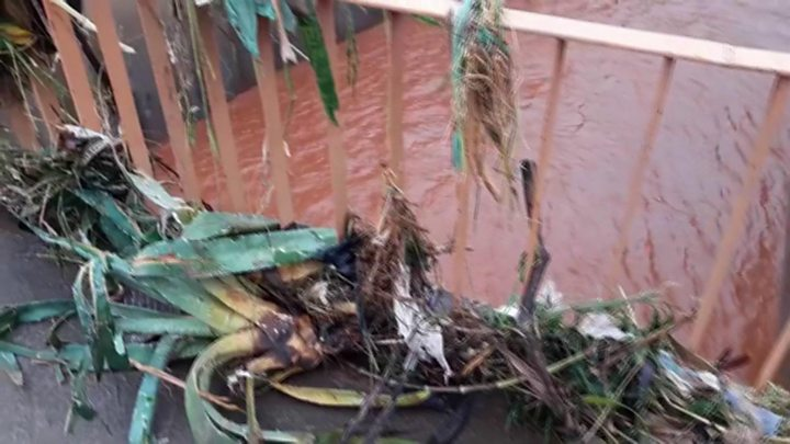 Brazil floods: Dozens dead in severe Minas Gerais rainstorms