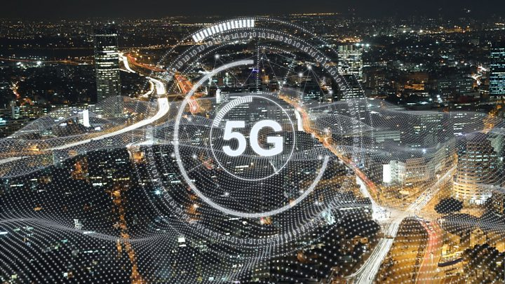 Huawei set for limited role in UK 5G networks