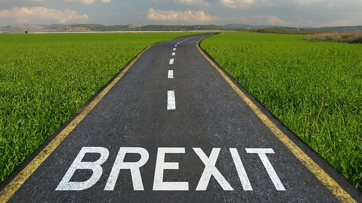 UK leaves the European Union 1