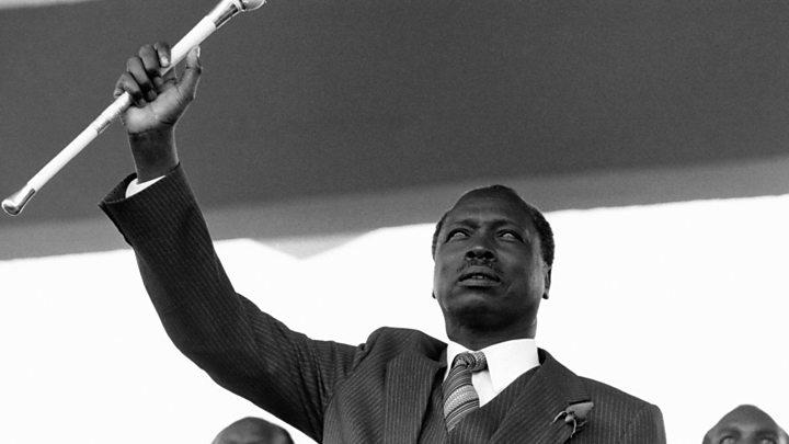 Kenya's former President Daniel arap Moi dies aged 95 1