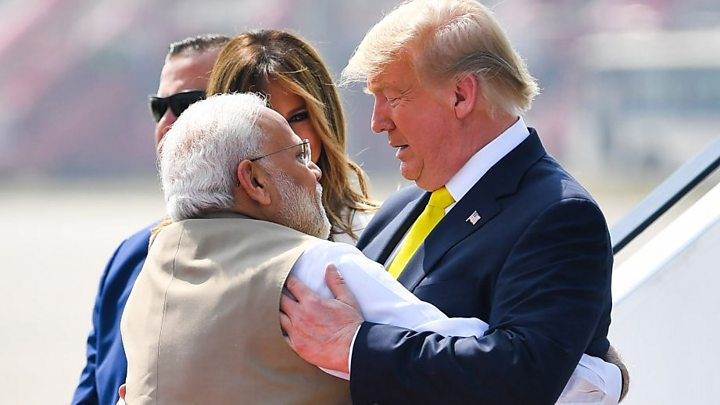 Trump echoes Modi, Democrats amplify Indian opposition over Delhi riots