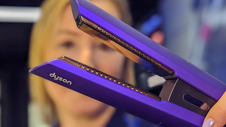 , Dyson straighteners' cost will make your hair curl, Saubio Making Wealth