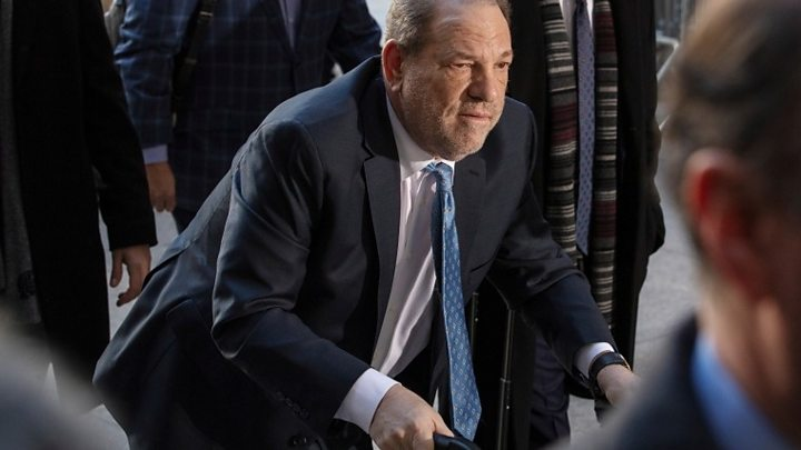 Harvey Weinstein faces six new sexual assault charges thumbnail