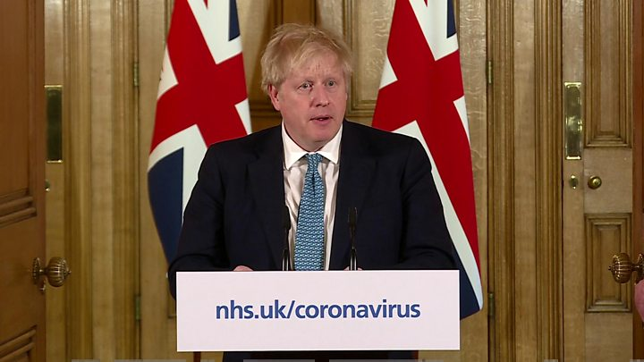 BBC Newsnight: Coronavirus death toll passes 100 as United Kingdom  schools shut
