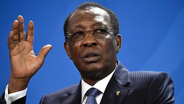 Le maréchal Idriss Déby Itno gracie 538 prisonniers — Tchad