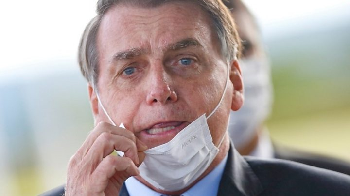 Brazil court releases foul-mouthed Bolsonaro video thumbnail