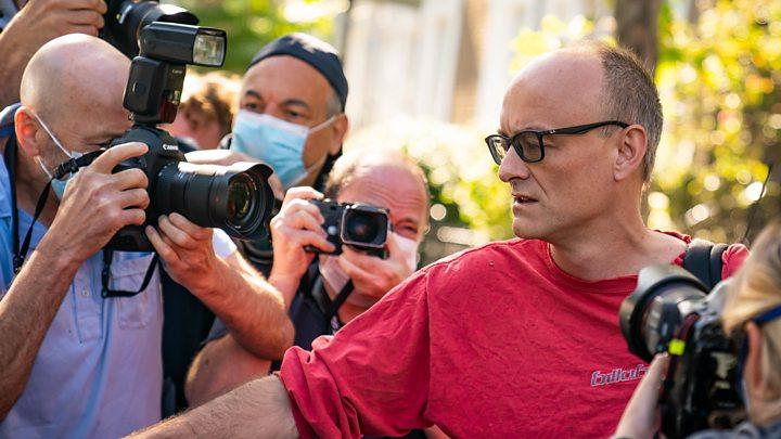 Coronavirus: Cummings row raises fears over future of lockdown