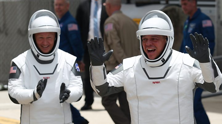 SpaceX launch: Nasa astronauts set for second try