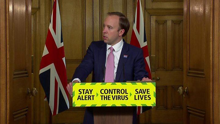 Coronavirus: UK records more than 40,000 deaths - BBC News