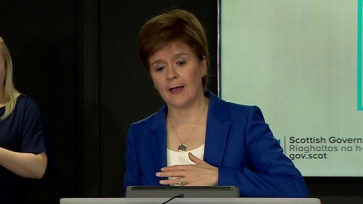 Coronavirus: Sturgeon warns Scots against taking UK holidays for now 2