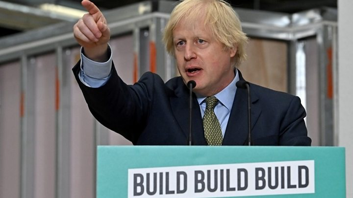 Coronavirus: Johnson sets out 'ambitious' economic recovery plan thumbnail