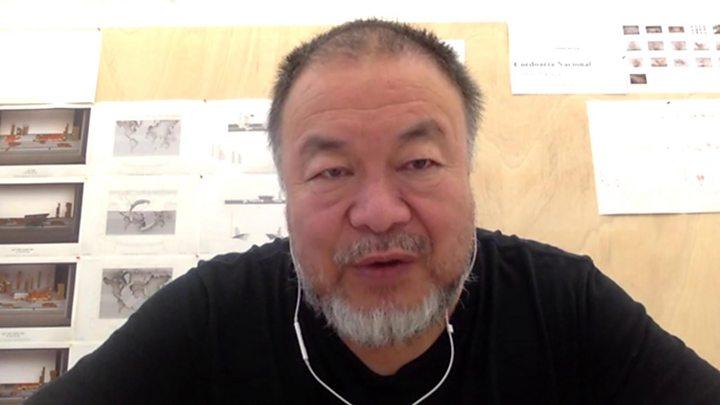 Ai Weiwei: 'Too late' to curb China's global influence