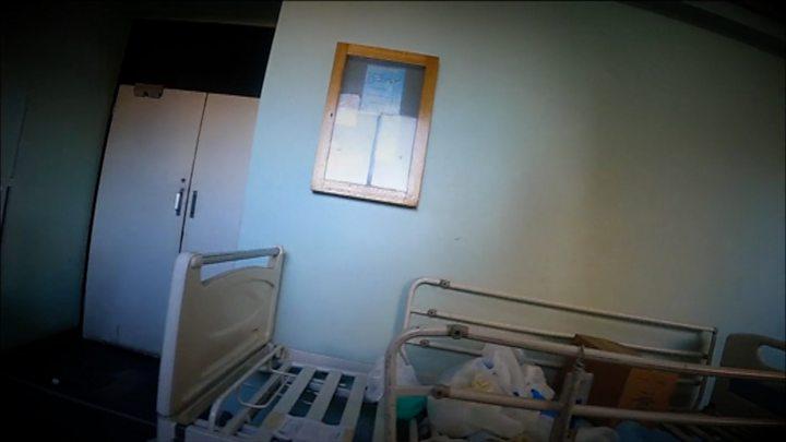 Coronavirus chaos: Inside South Africa's 'hospitals of horrors'