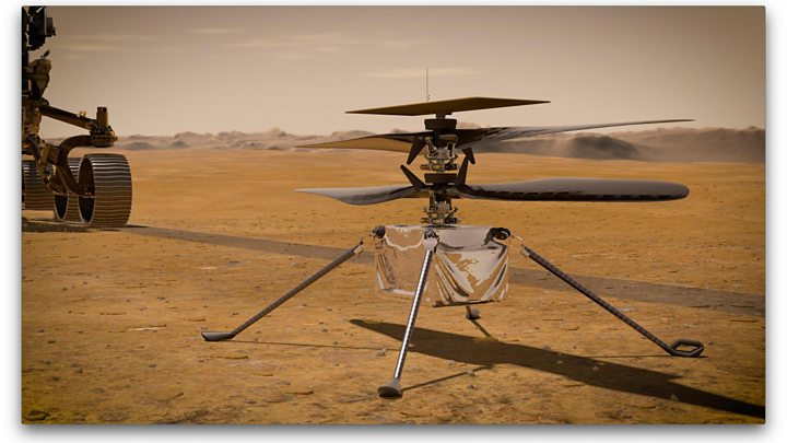 Nasa Mars rover: Perseverance robot launches to detect life on Red Planet