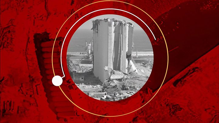 Beirut blast was 'historically' powerful thumbnail