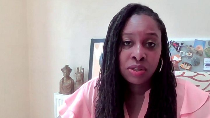 Labour's Dawn Butler furious as she's stopped by police - 'I recorded it'