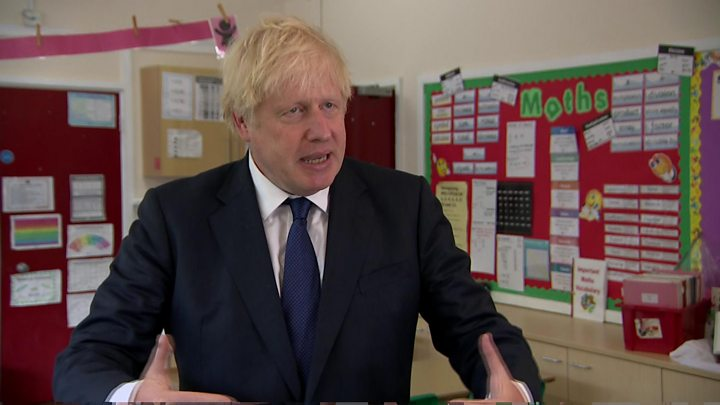 Boris Johnson considers law change amid rising migrant crossings thumbnail