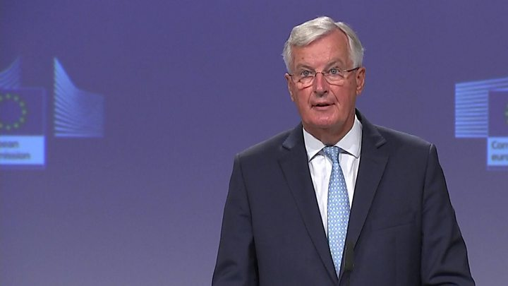 , Brexit: UK-EU trade deal 'seems unlikely' says Michel Barnier, Saubio Making Wealth