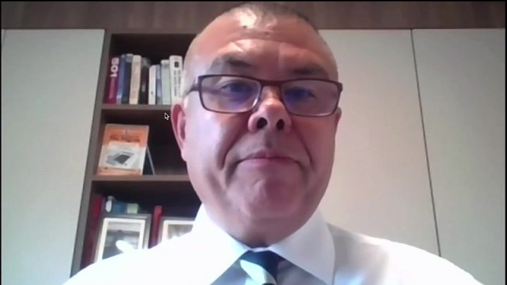 Coronavirus: Rise in UK cases a great concern, Van Tam says thumbnail