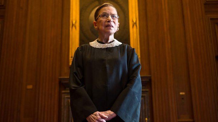 Supremo Tribunal de Ginsburg: Trump nomeará o candidato até o final da semana 2