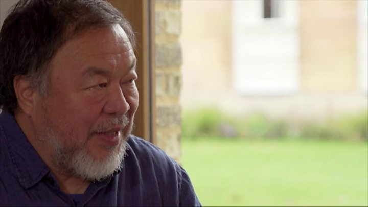 Ai Weiwei: 'Too late' to curb China's global influence thumbnail
