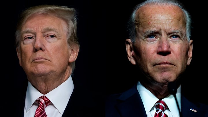 Biden and Harris release tax returns before debate