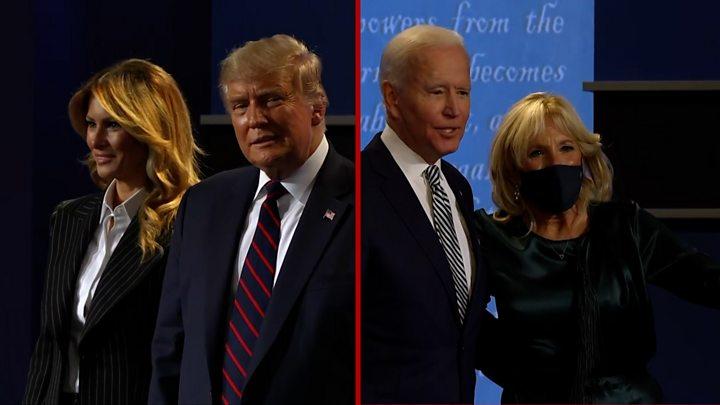 Presidential debate: Five things you may have missed in the Trump-Biden clash