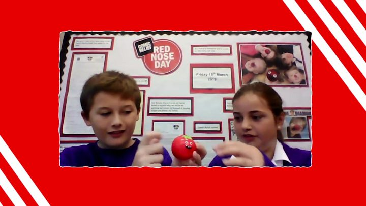 Children persuade Comic Relief to make Red Nose Day plastic free thumbnail