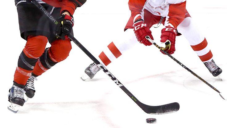 Winter Olympics - Ice Hockey - Canada v United States