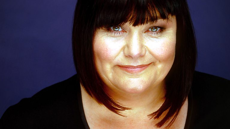 Dawn French reveals weightloss at 2011 Glamour Woman Of