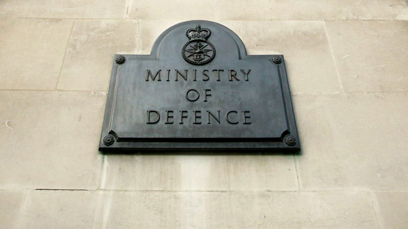 Ministry of Defence's size and structure - BBC Academy
