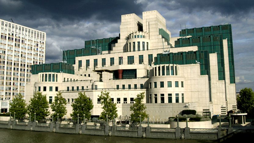 Intelligence and security services: GCHQ, MI5 and MI6 - BBC Academy