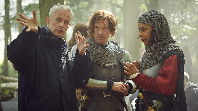 Directing And Producing Shakespeare S The Hollow Crown War Of The Roses Bbc Academy