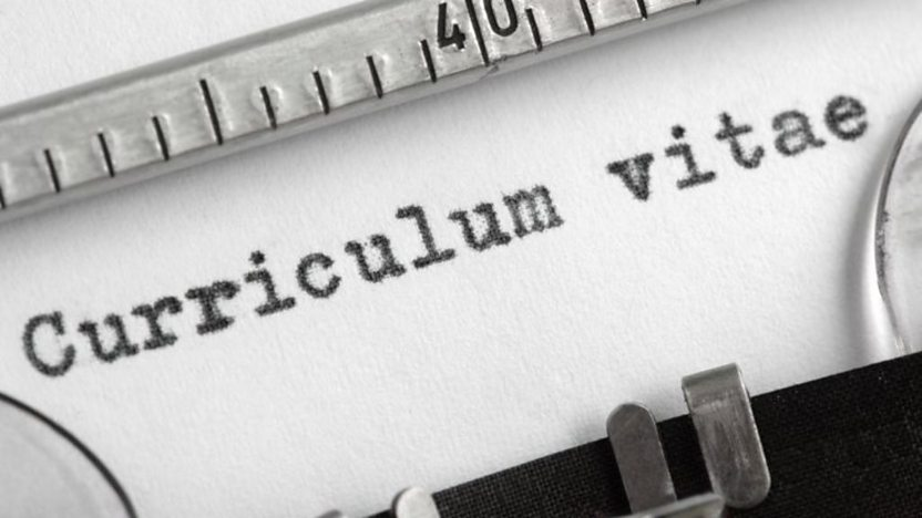 Writing The Perfect Cv Bbc Academy