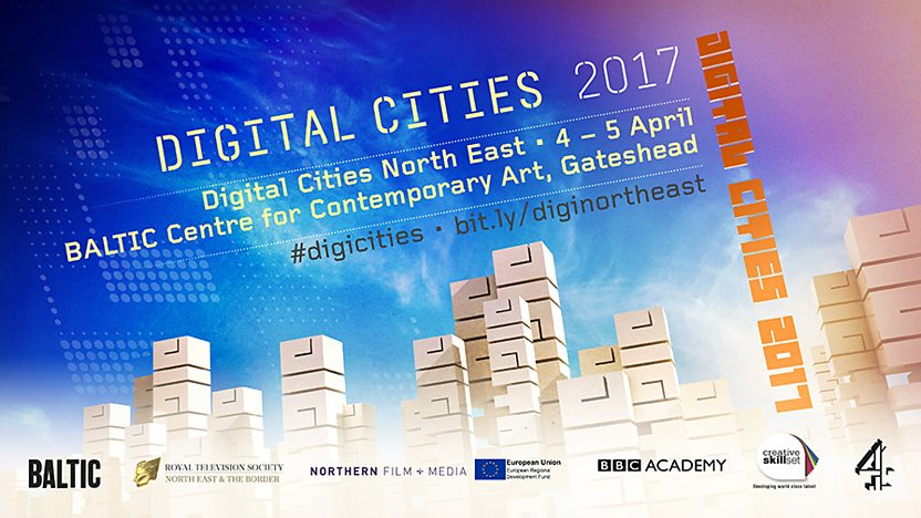 About Digital Cities: North East 2017